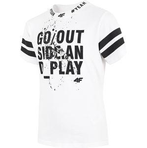 Chlapčenské tričko 4F vel. 140cm
