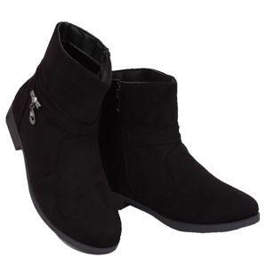 Dámska členková obuv vel. 38