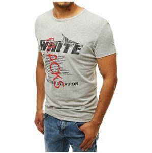Pánske tričko s potlačou vel. 2XL