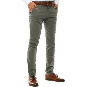Pánske sivé nohavice vel. 36