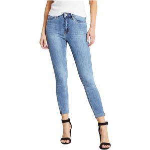 Dámske jednoduché džínsy vel. 38