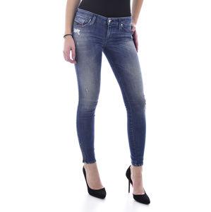 Dámske jeansové nohavice Diesel vel. 24