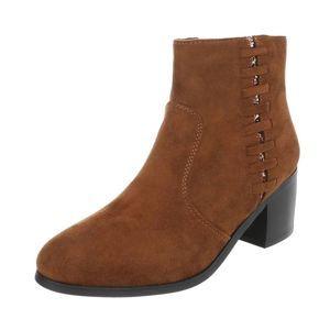 Dámske štýlové topánky na podpätku vel. EUR 38, UK 5,5