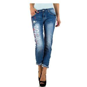 Dámske jeansové nohavice Place Du Jour vel. 36