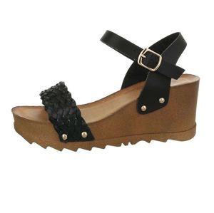 Dámske štýlové sandále vel. EUR 37, UK 4