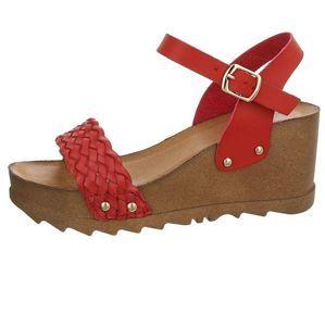 Dámske štýlové sandále vel. EUR 38, UK 5