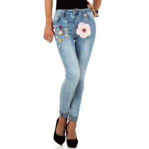 Dámske jeansy Mozzaar vel. L/40
