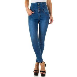 Dámske jeansové nohavice vel. 38/M