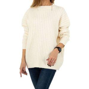 Dámsky pohodlný pulóver