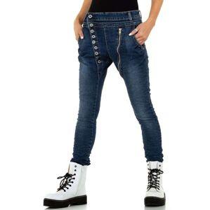 Dáýmské jeansové nohavice vel. M/38