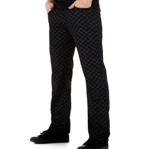 Pánske jeansové nohavice vel. W42