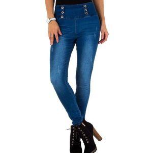 Dámske pohodlné jeansy vel. 42/XL