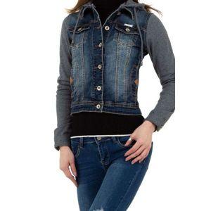 Dámska jeansová bunda vel. L/40