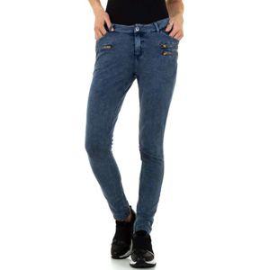 Dámske jeansové nohavice Metrofive vel. M/38