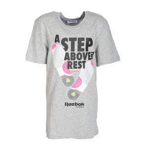 Chlapčenské štýlové tričko Reebok vel. XS