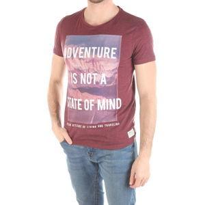 Pánske voĺnočasové tričko Tom Tailor vel. M