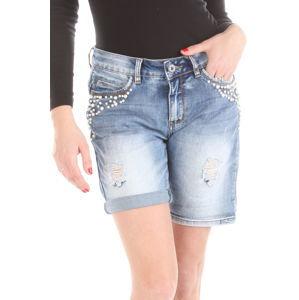 Dámske jeansové kraťasy Rock Angel vel. L